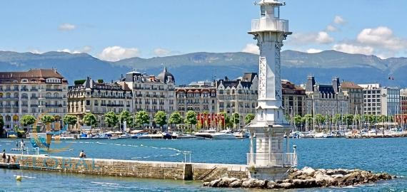 5* Hotels at the Lac Leman, Geneva - OFF Market