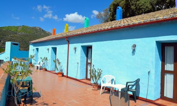 Romantic small hotel & restaurant between Marbella and Ronda