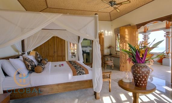 Charming Boutique Villa Resort in North Bali