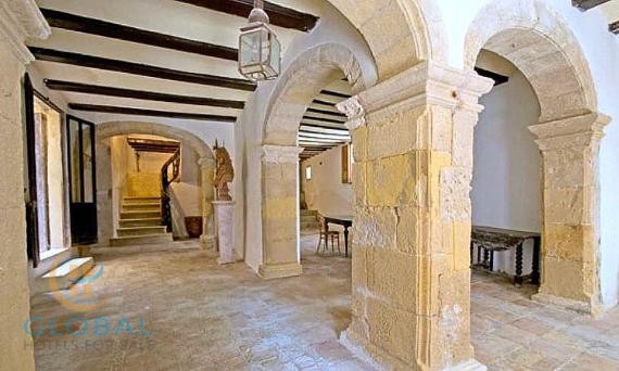 A unique palace in a historical village ideal for BB or small luxury hotel – Costa Blanca