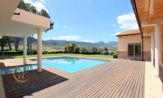 Fabulous Country House – Rural Hotel  - retreat, inland of Costa Blanca