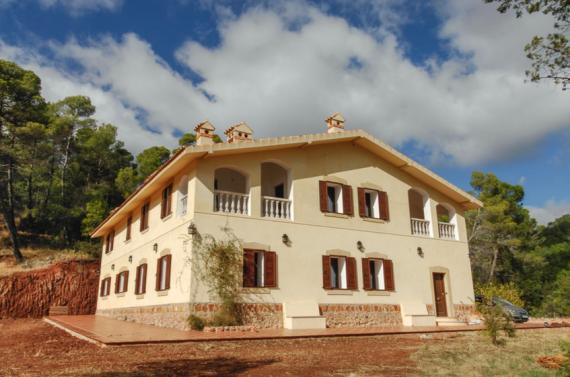 Andalusian finca with 482 hectares for rural tourism