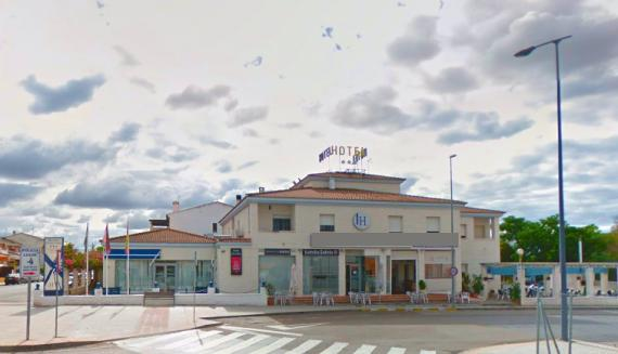3-star hotel in the province of Badajoz