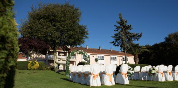 3 * hotel within nature, ideal for all kinds of celebrations
