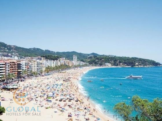 1* Hotel 300m to the beach (Lloret de Mar)
