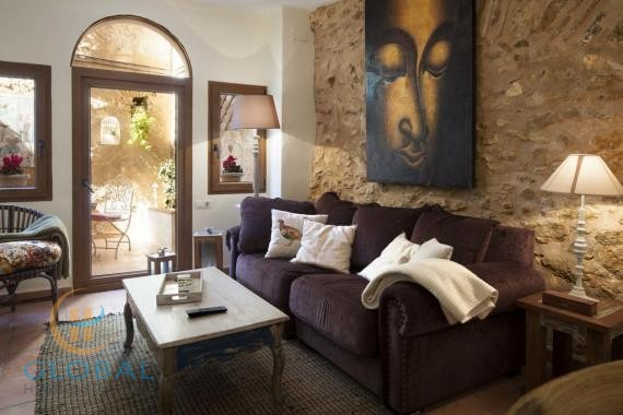 Charming Casa Rural in a touristic village with 22 rooms