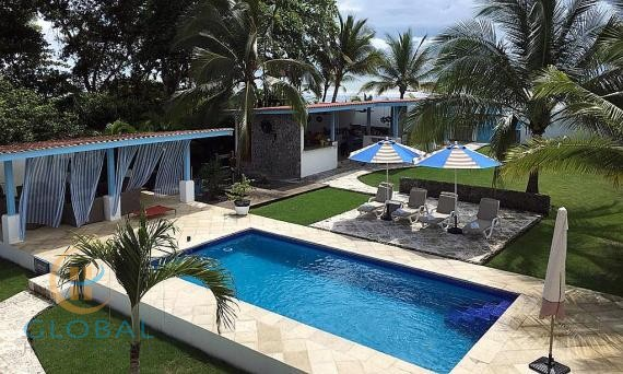 Beachfront luxury BB estate with great potential - Panama