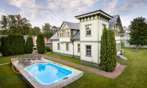 Charming boutique hotel in Pärnu - Estonia