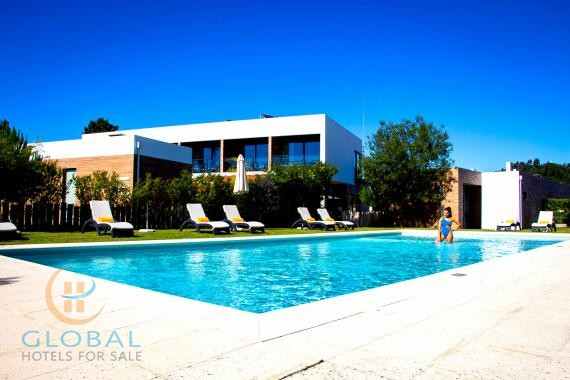 4* Hotel with restaurant & spa ( 8km from the beach)