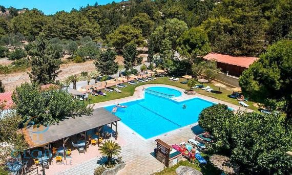 Lovely 3* Hotel in Rodes with 82 rooms - Urgent sale