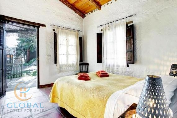 Casa Rural with Spa in a Natural Park / Province of Malaga