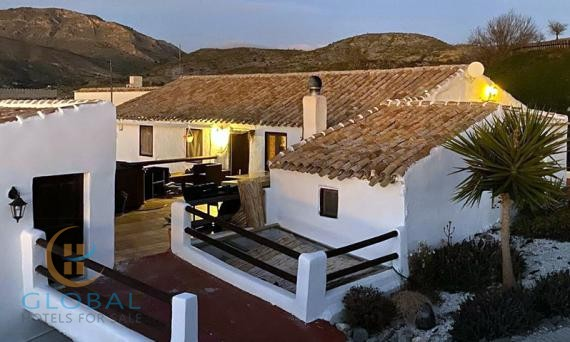 Charming Finca BB in the province of Almeria