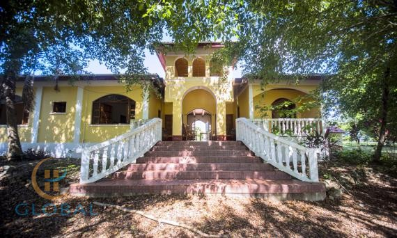 Belize Estate in San Ignacio for Sale with twenty three Acres of Beauty