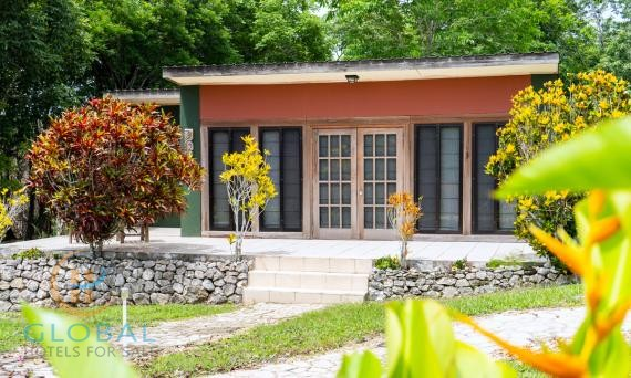 Charming Eco Resort in Georgeville, Cayo District