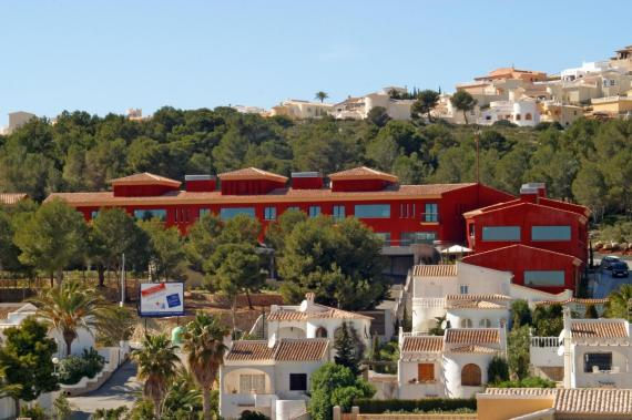 HOTEL PROJECT LOCATED IN THE COSTA BLANCA
