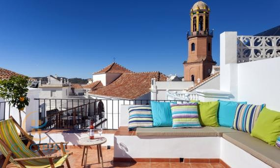 Fully renovated authentic stately mansion/ BB business property - Axarquia, Malaga