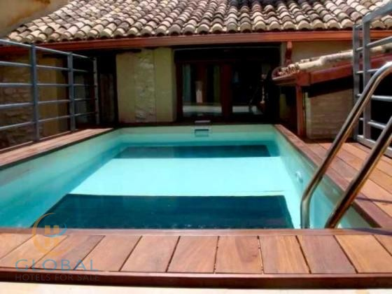 Great Casa Rural with pool for Groups / 40km from the beach