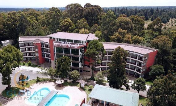 Great Leisure hotel in Mount Kenya area