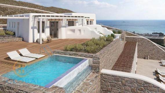 Brand new wonderful small 5 star hotel in Mykonos