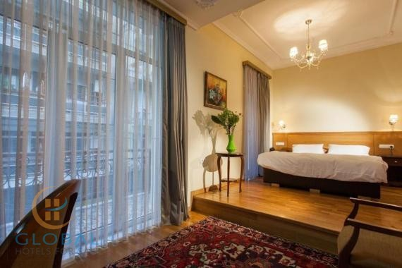 Luxury 4 star hotel in the center of Thessolaniki