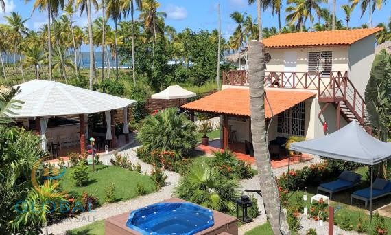Lovely BB only 400 mt from beach in untouched area of mass tourism in Las Galeras